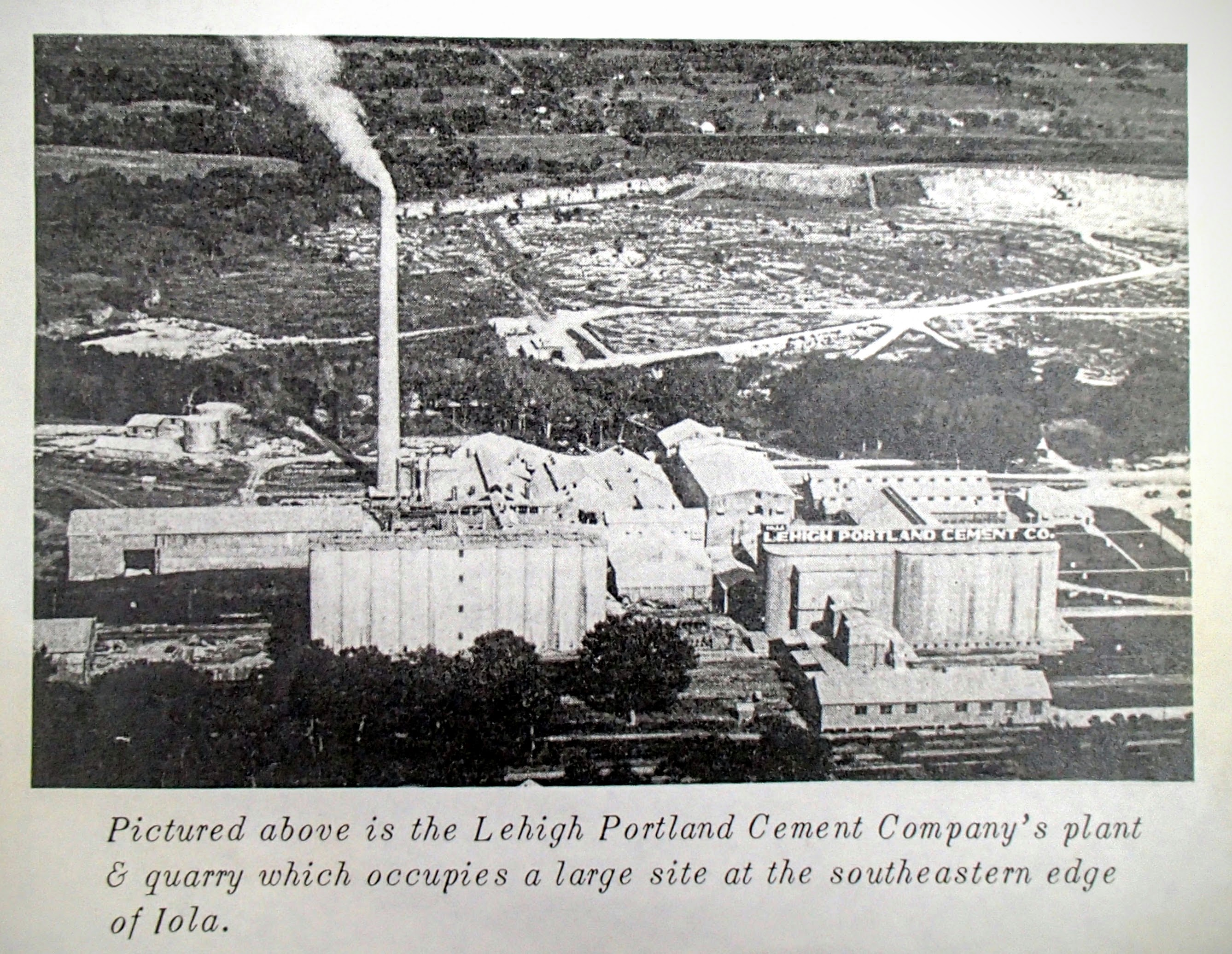 Lehigh Cement Plants : Historic lehigh photos portland trails
